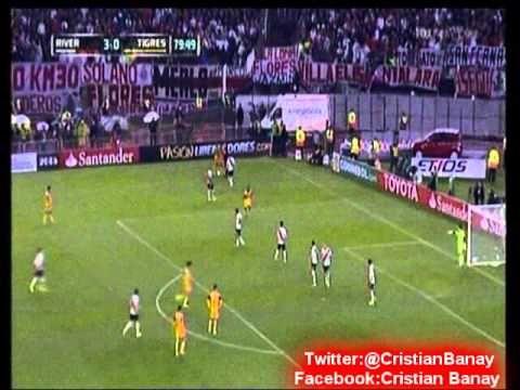River 3 Tigres 0  (Relato Mariano Closs)  Final Copa Libertadores 2015
