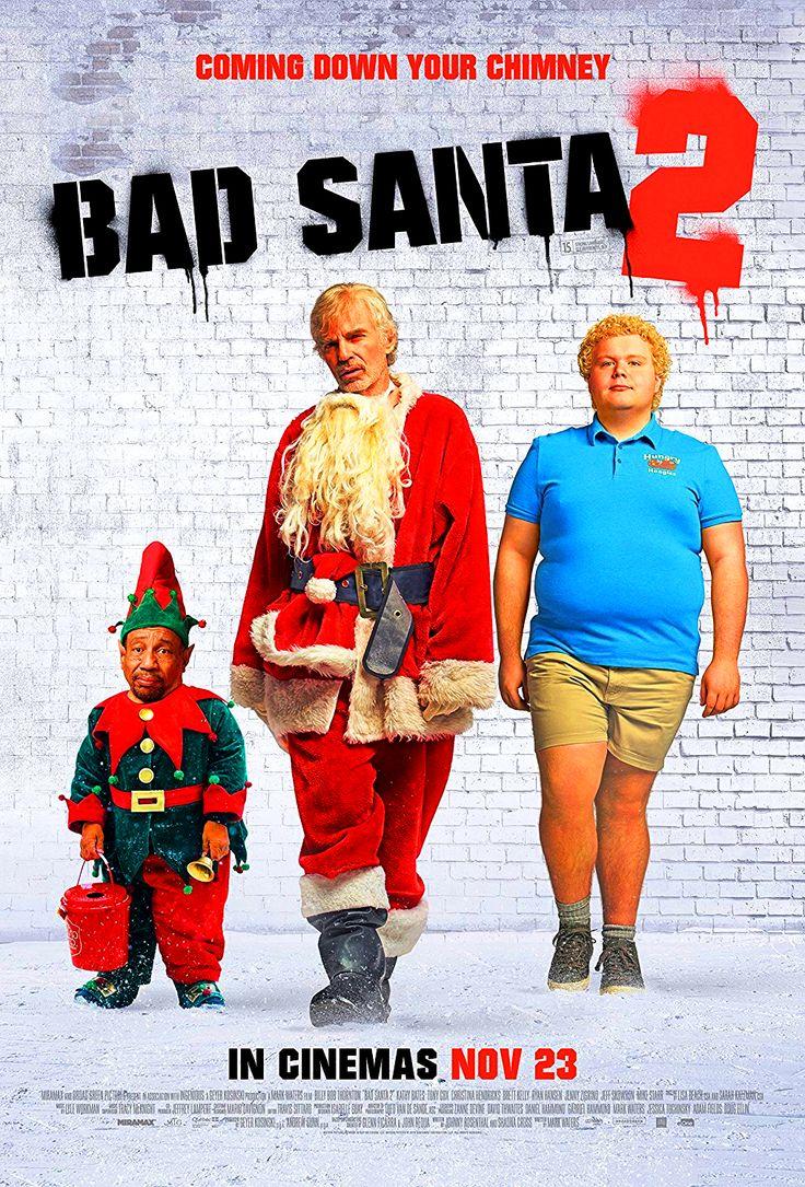 Pin Von Martin Auf Comedy Parody Poster Hd Filme Bad Santa Filme Stream