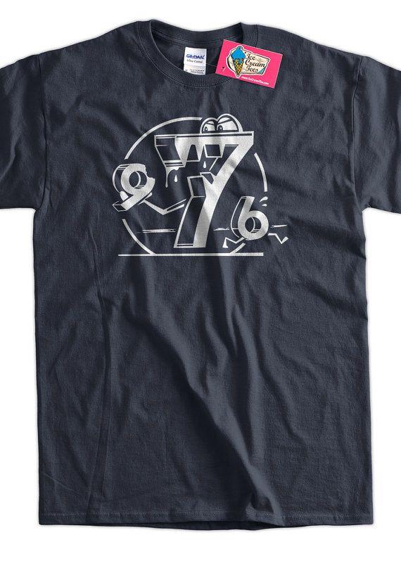 Funny Math Shirt Seven Ate Nine Seven Eight Nine 7 by IceCreamTees, $14.99