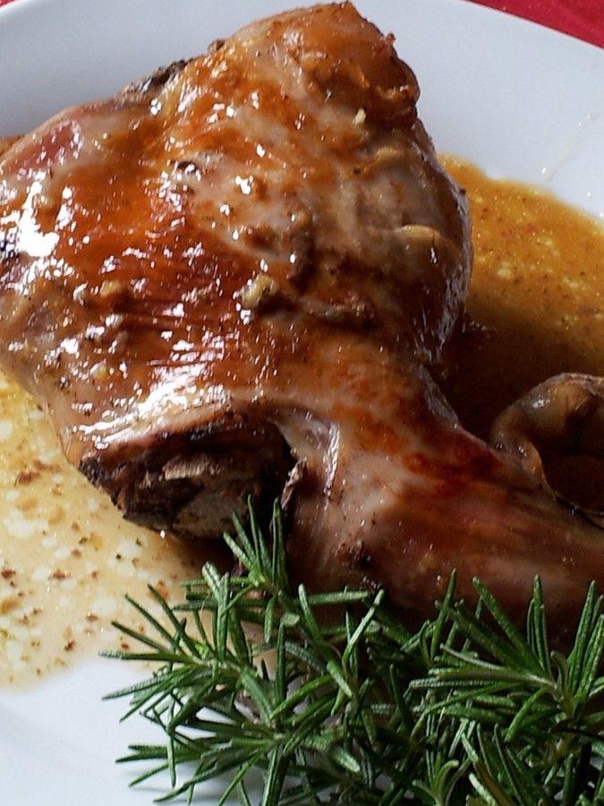 Cordero asado al horno con vinagre de manzana - Tvcocina . Recetas de Cocina Gourmet Restaurantes Vinos Vídeos