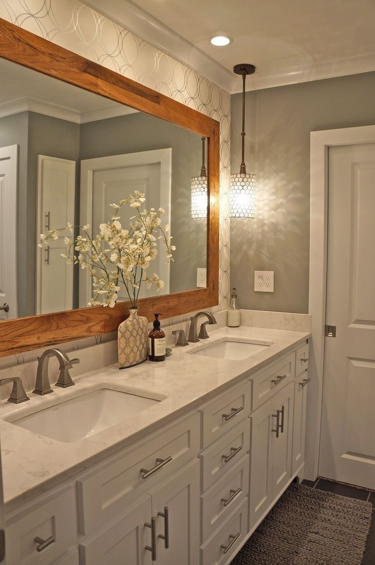 52 Peasant's House Master Bathroom Remodel Decor Ideas You Can Try