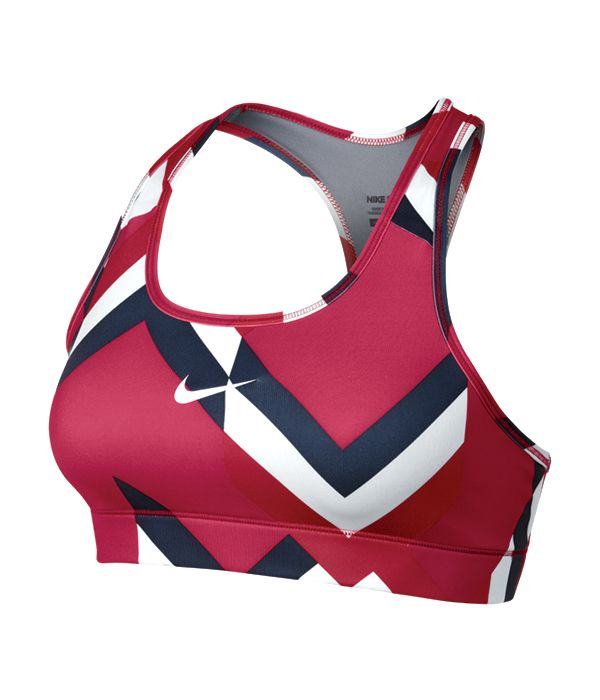 Nike Pro Printed Bra #train