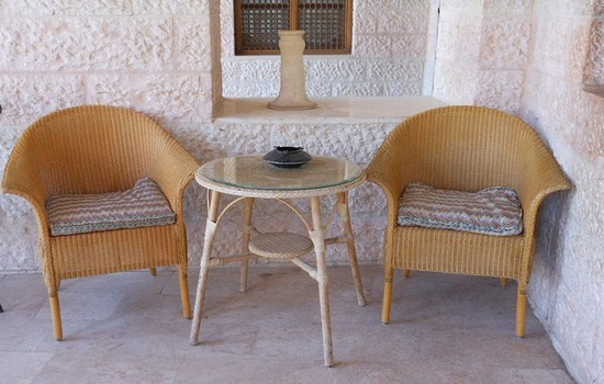 How To Clean Wicker Furniture. Summer's coming!!