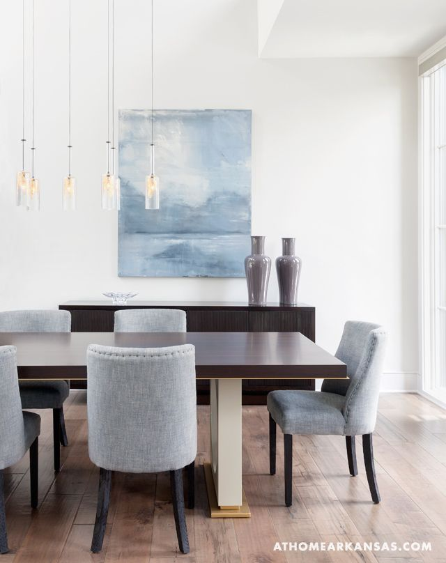 Modern Thinking   At Home in Arkansas   Jan Feb 2016. 154 best images about Dining Rooms on Pinterest   Arkansas