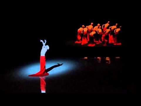 Folding : Consagración de la primavera   Shen Wei Dance Arts