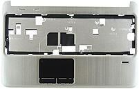 HP 650802-001 Palmrest Assembly with Touchpad for Pavilion DV6-6108US Notebook - Silver