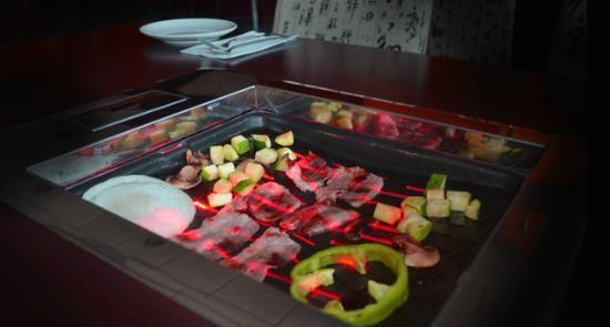 101 Sushi Bar & Korean BBQ Buffet, Fargo, North Dakota