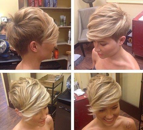 Praktische frisuren fur dunnes haar
