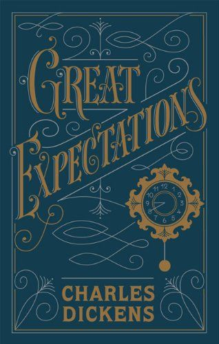 Great Expectations Barnes & Noble Leatherbound Classic Collection: Amazon.co.uk: Charles Dickens: Books