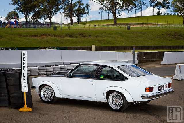 Steven Lacey's Holden LX Torana