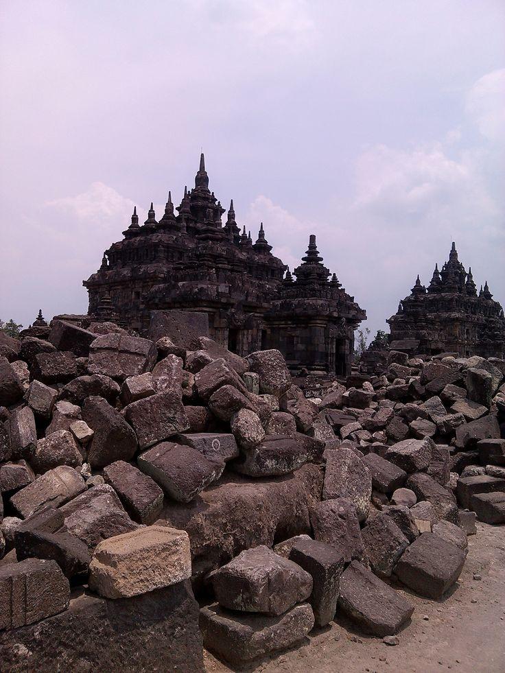 Ruins of Candi Plaosan