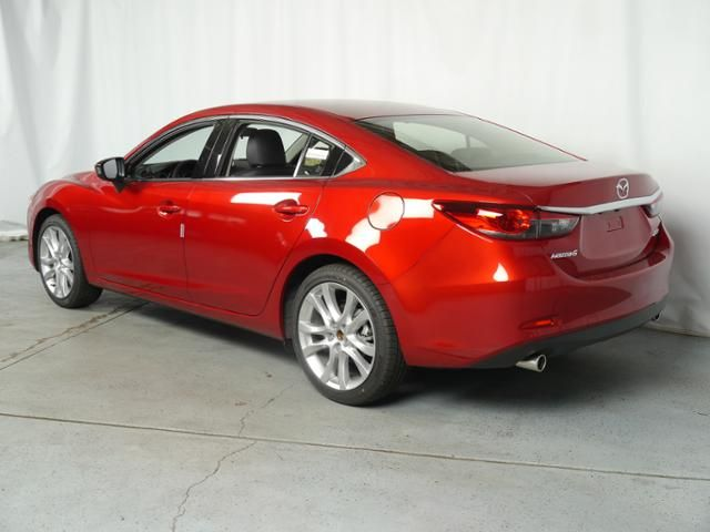New 2016 Mazda Mazda6 For Sale in Brooklyn Center MN at Luther Brookdale Mazda dealership Minnesota. Red sedan for sale Minneapolis. Mazda for sale Minnesota. New Mazda for sale. 2016 Mazda6 for sale. Twin Cities. St. Paul. Brooklyn Park. Brooklyn Center. Minnesota.