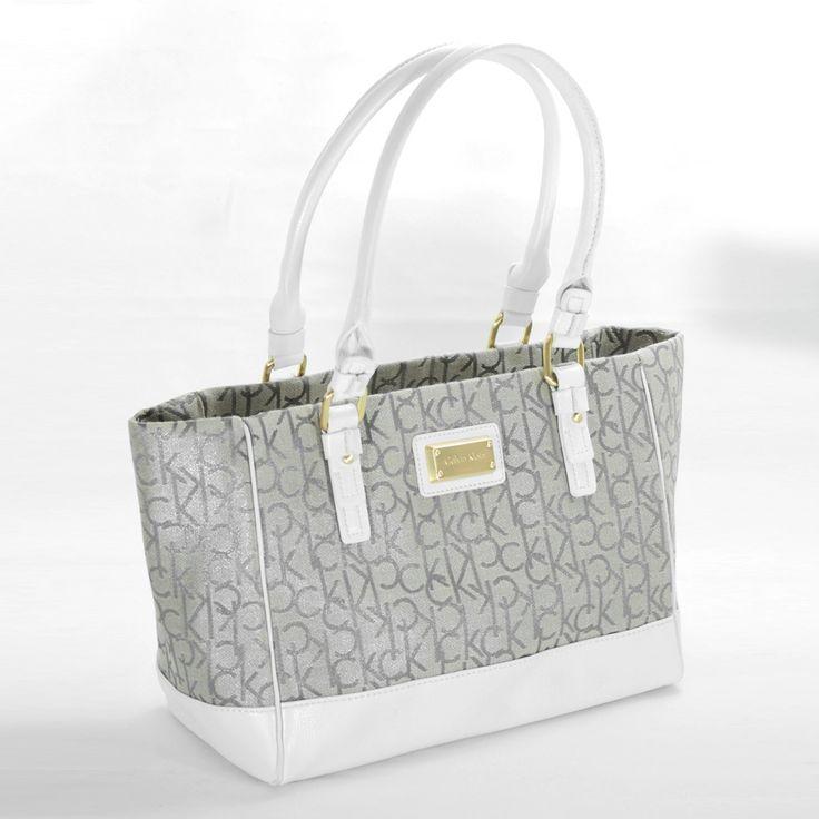 Calvin Klein Lurex Shopper Tote Candice Cierre Superior