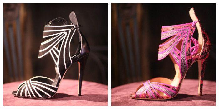 Модные босоножки весна-лето 2017, сандалии и шлепки на фото 4