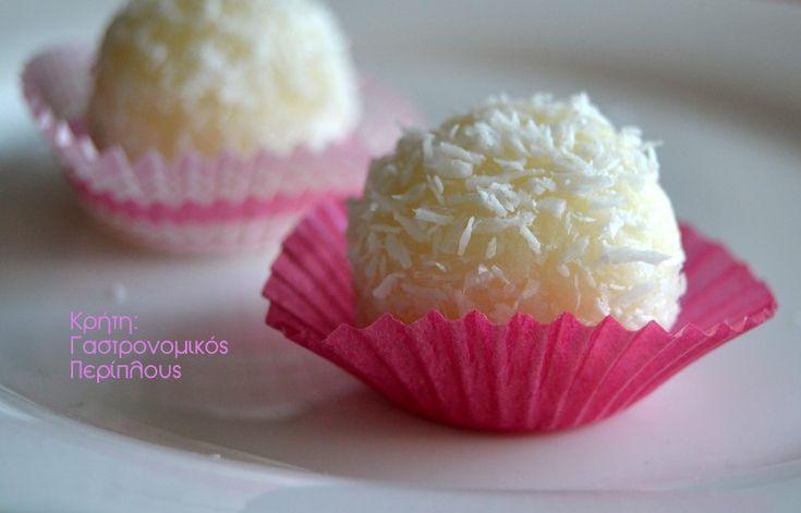 Τα Γαρυπιανά γλυκάκια των4 υλικών! Επιμένουμε νηστίσιμα με μια ακόμη συνταγή σήμερα, γιατί και η Μεγαλοβδομάδα το θέλει το γλυκό της αλλά το θέλει απλό και σε υλικά και σε κόπο… Με την …