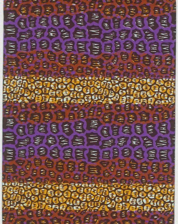 I tessuti africani che hanno dentro un messaggio - Il Post