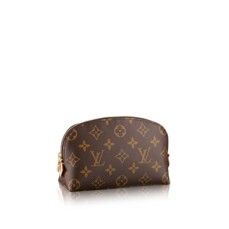 Discover Louis Vuitton Cosmetic Pouch via Louis Vuitton Need these one to match my Christmas gift! ;)