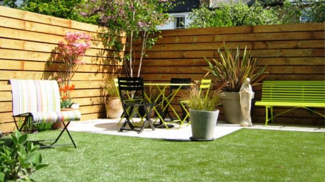 Small garden ideas for modern house latest house design for Latest home garden design