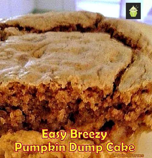 Top 25+ best Pumpkin dump cakes ideas on Pinterest