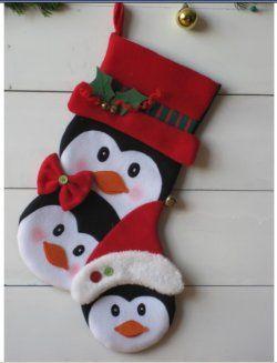 Gift sokken (vast stiksels kant )