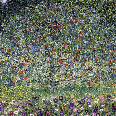 Apple Tree I - by Gustav Klimt - c.1912 http://www.voteupimages.com/apple-tree-i-gustav-klimt-1912/