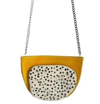 Hana Karim ceramic necklace