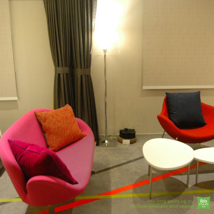 Lifestyle Hotel, ibis Styles Ambassador Seoul Gangnam Junior Suite Room / interior