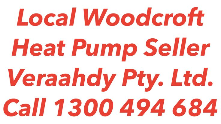 Heat Pumps Woodcroft