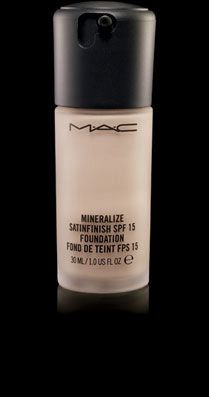 One of the best foundations I have ever bought. Very light and the mineral particles cover fine lines and other imperfections. Great that it comes in such a wide range of colors.