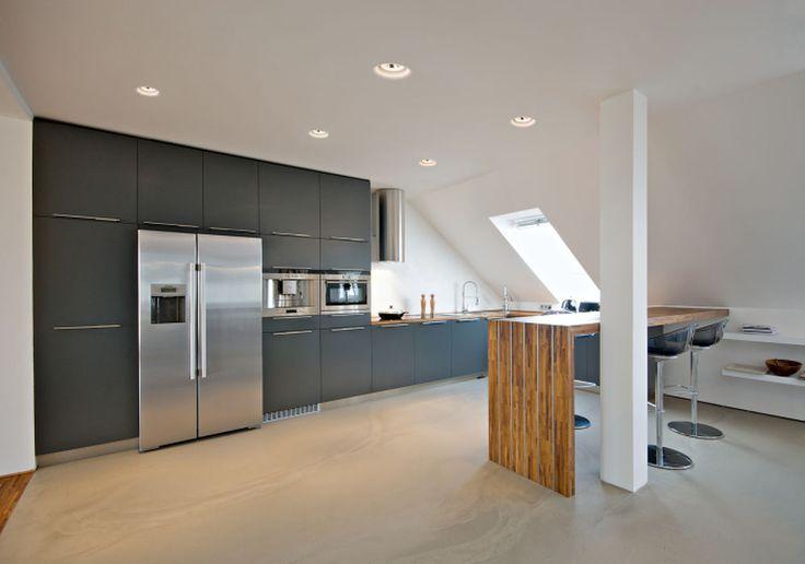 DINGO R | rendl light studio | Rund infälld spot av gips i trimless utförande för en G53 QRB ljuskälla. Går att måla med vanlig väggfärg. Endast för gipstak. #lampor #interiörbelysning #köksbelysning