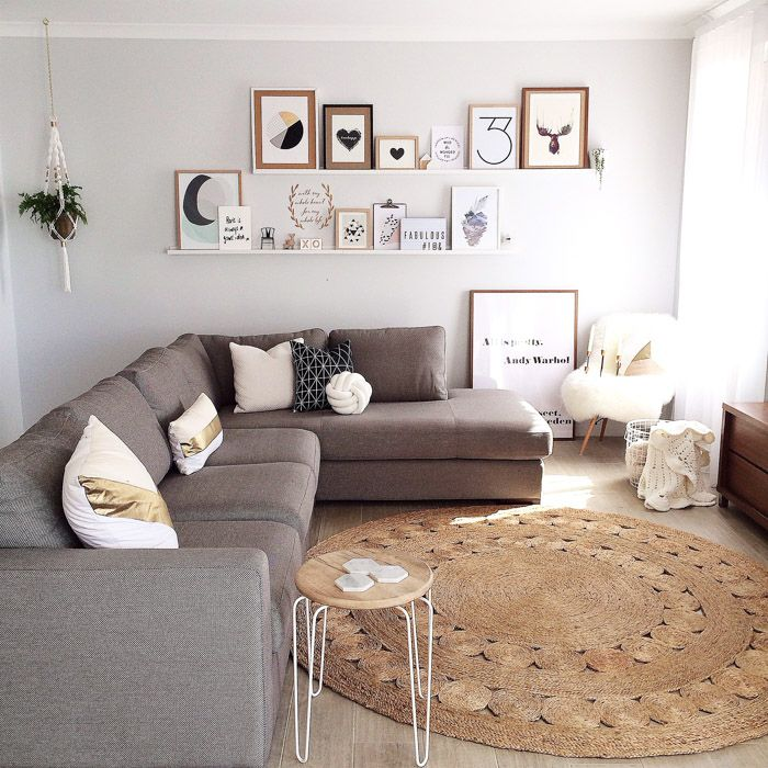 Circle rugs add even more options into the mix