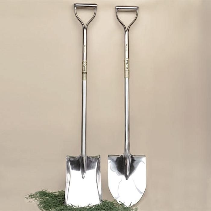Japanese Stainless Steel Shovel and Spade