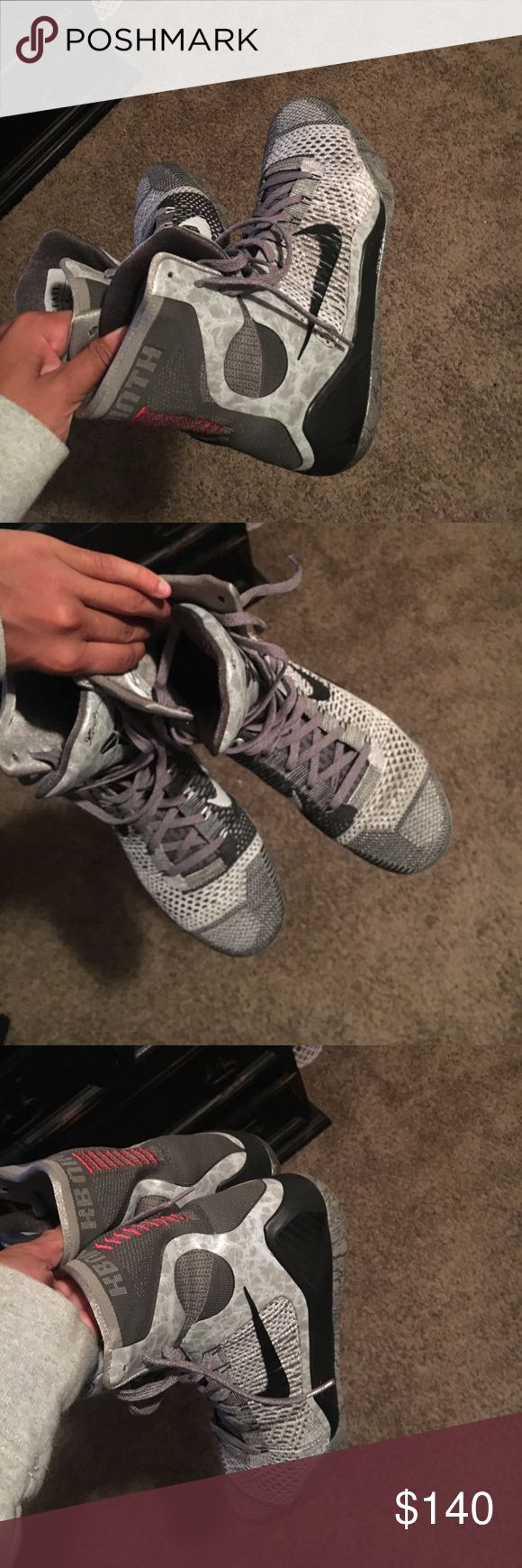 Kobe 10 Brand new worn once message me 321-248-3105 for more pictures kobe Shoes Sneakers