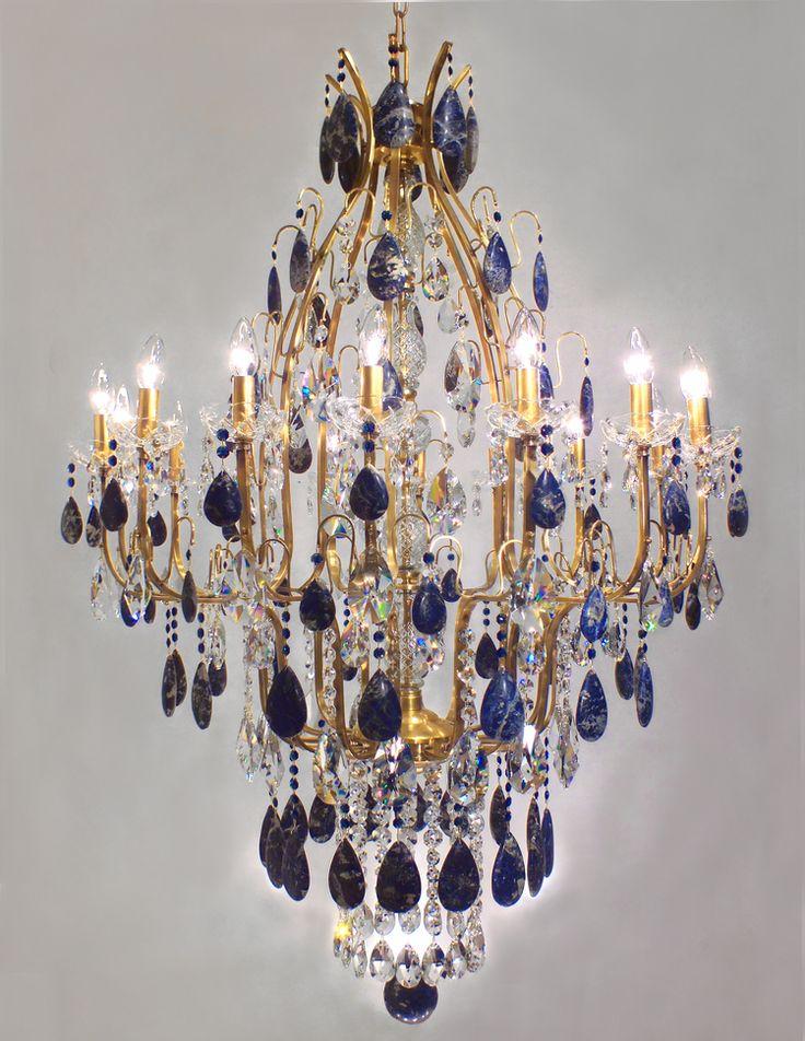 17 best images about lustres de cristais de rocha on pinterest swarovski crystals verona and. Black Bedroom Furniture Sets. Home Design Ideas