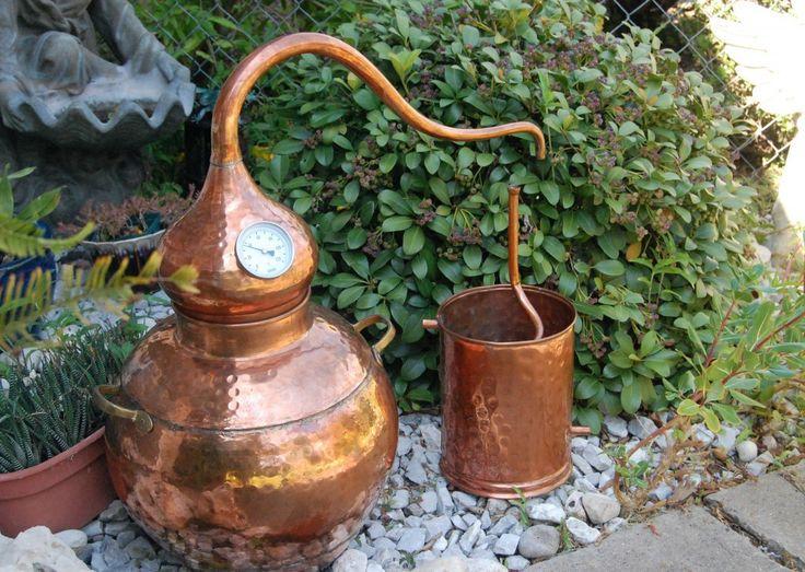 Whiskey Still Co. || Copper Moonshine Stills & Pot Stills