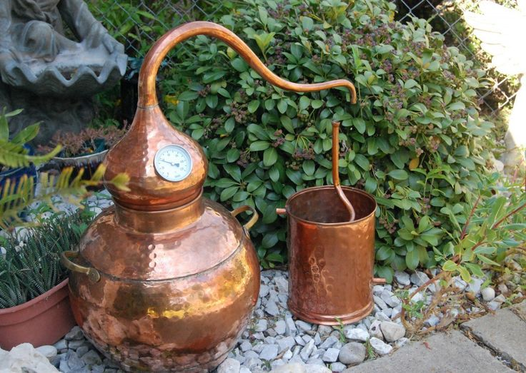 Whiskey Still Co. || Copper Moonshine Stills & Pot Stills