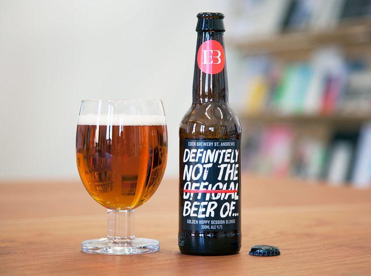 Freytag Anderson - Eden Brewery St. Andrews