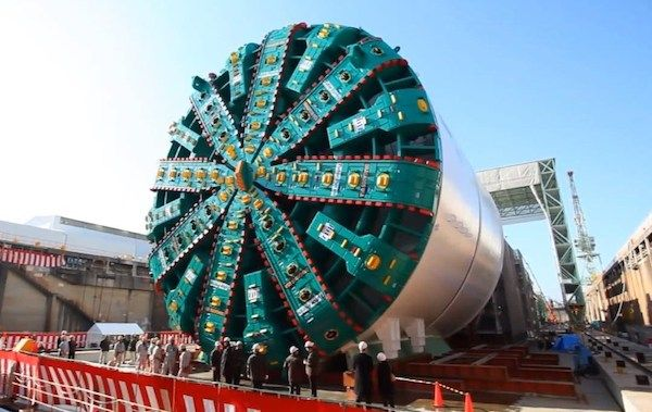 """Mysterious Object Has Stopped Enormous Drill """"Bertha"""" In Seattle (VIDEO)   The Libertarian Republic"""