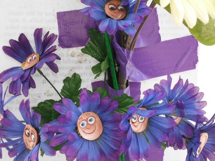 center stage purple tape, FRUMPLE ON