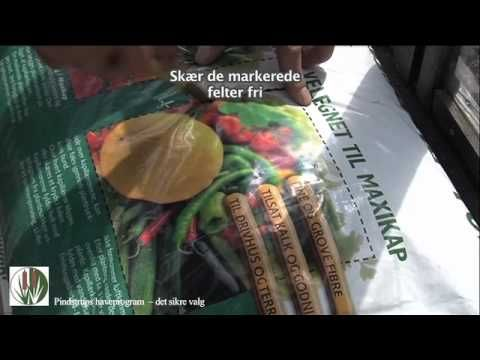 ▶ Pindstrup Maxikap - YouTube