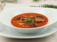 Halaszle - rybí polévka z kapra