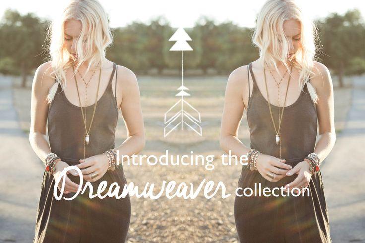 Dreamweaver Collection, ropethemoonjewelry.com