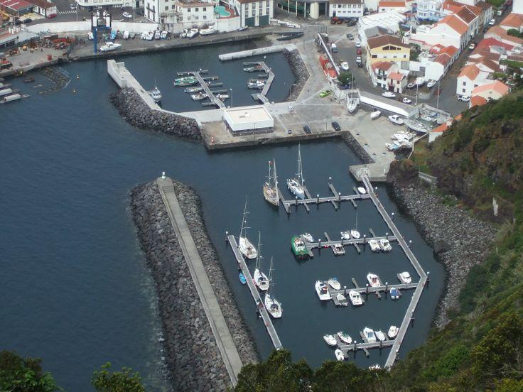 Marina of Velas, São Jorge Island