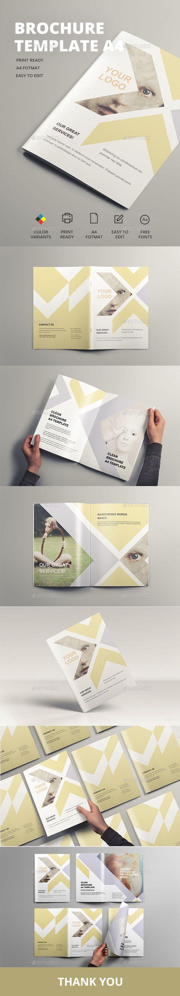 Business Brochure Vol.1 - Catalogs Brochures | Download : https://graphicriver.net/item/business-brochure-vol1/18956030?ref=sinzo