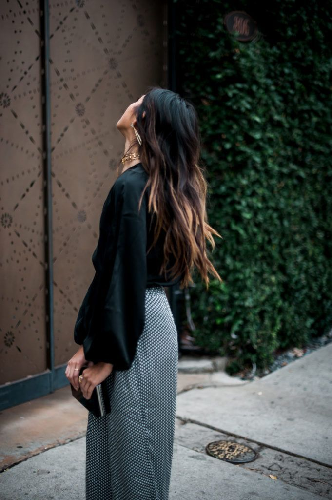 Holiday + NYE Outfit Ideas