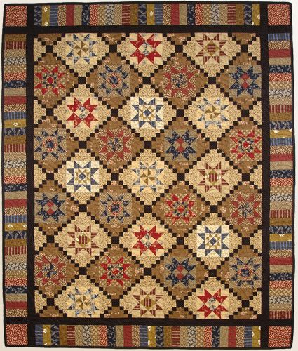 64 best Courthouse Steps Quilt images on Pinterest | Html, Card ... : courthouse quilt pattern - Adamdwight.com
