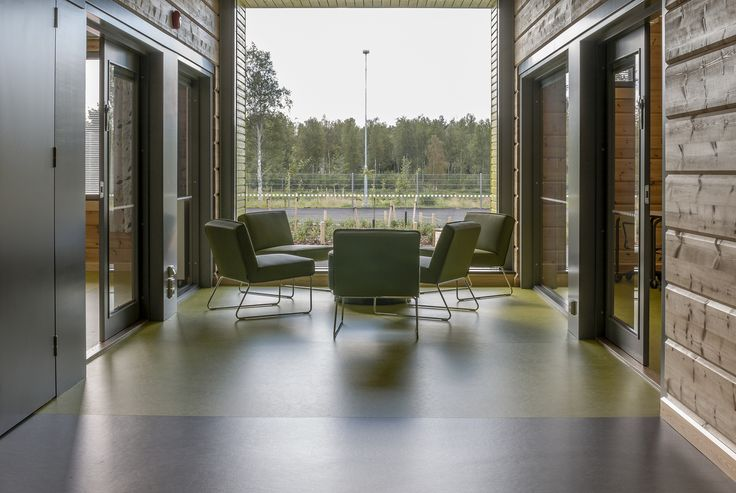 Gallery of The Purity of Expressive Timber Structure Celebrated in Finland's Pudasjärvi Campus - 27
