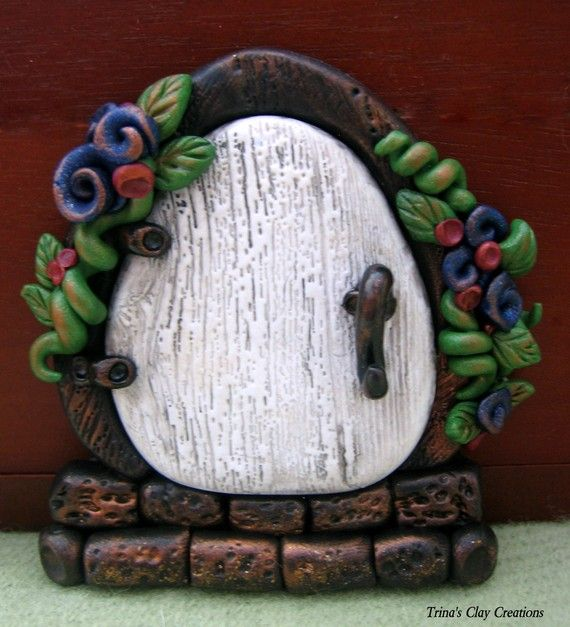 127 best images about fairy doors and signs on pinterest for Elf fairy doors