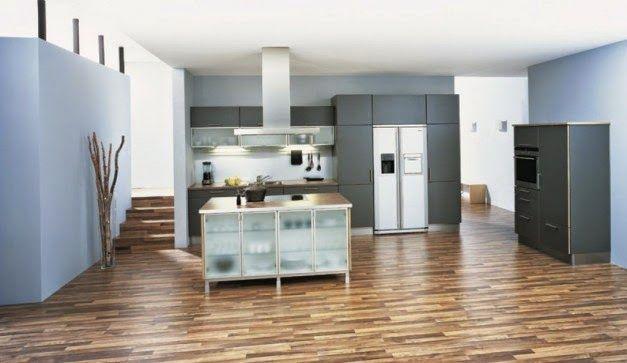 Dekorasi Dapur Dengan Kitchen Set Mewah