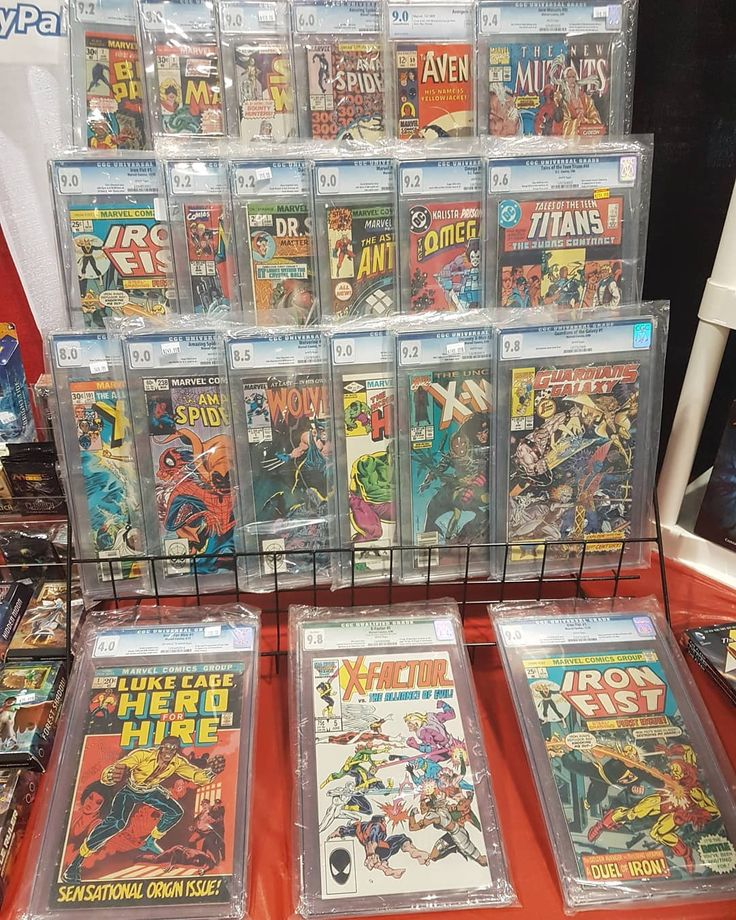 CGC comics! Great quality and very fair pricing. Nabema accepts fair offers. www.nabemacollectibles.com  #cgc #cgccomicsforsale #cgccomics #marvelcomics #marvellegends #marvel #lukecage #deadpool #dccomics #dc #deathstroke #comic #comics #comiccon  #starwars #startrek #captainamerica #hulk #ironman #avengers #avengersinfinitywar #justiceleague